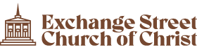 Exchange Street Church of Christ Logo